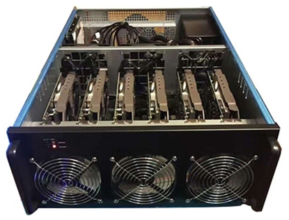Picture of 4006BM BitCoin Mining System